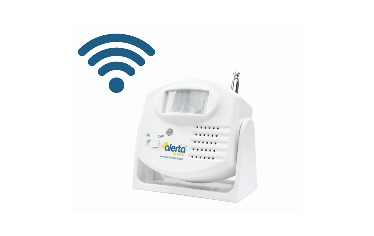 Picture for category Wireless Detect Motion Sensor