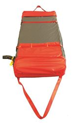 Picture of Air Mattress Evacuation Sheet (Red)