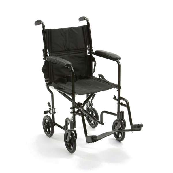 Picture for category Aluminium Transport Wheelchair
