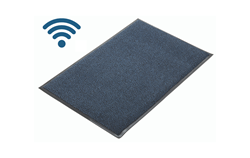Picture of WIRELESS Deluxe Carpeted Alertamat with Transmitter - Blue