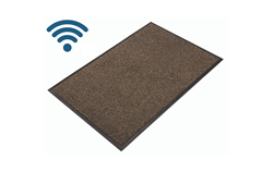 Picture of WIRELESS Deluxe Carpeted Alertamat with Transmitter - Rust