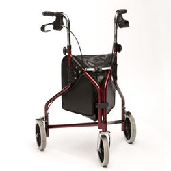Picture of Steel Tri-Walker - Red