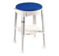 Picture of Bath Stool with Rotating Padded Seat