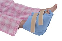 Picture of Fibre Filled Heel Cushions With Velcro (Pair)