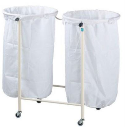 Picture of Linwood Double Linen Trolley (Frame Only)