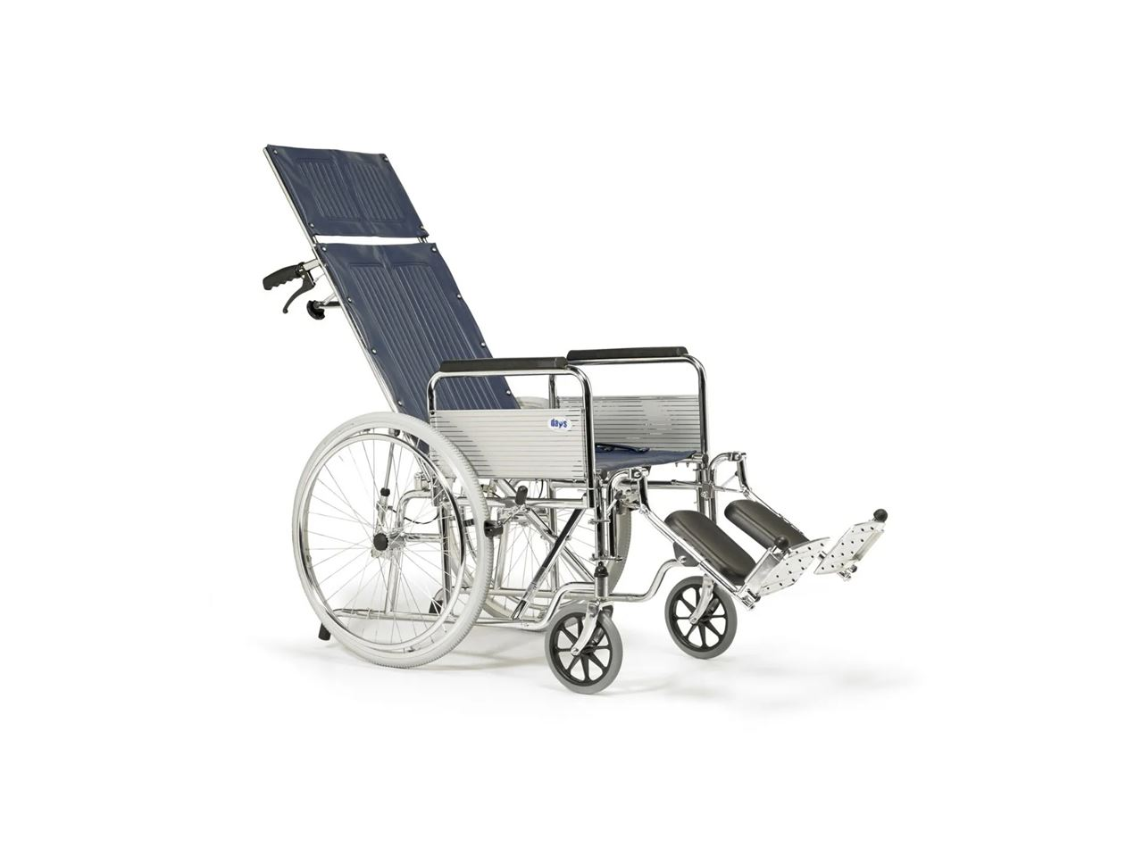 """Picture of Days Fully Reclining Wheelchair (16"""" Seat Width)"""