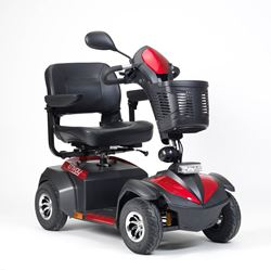 Picture of Envoy 4 Scooter 4mph - Red
