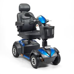 Picture of Envoy 8+ Scooter 7mph - Peugeot Blue