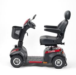 Picture of Envoy 8+ Scooter 7mph - Red