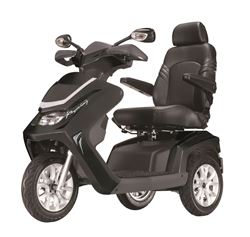 Picture of Royale 3 Scooter - Black