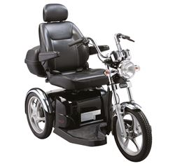 Picture of Sport Rider Scooter - Black