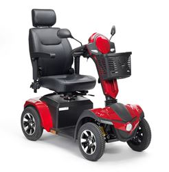 Picture of Viper Scooter 8mph - Red