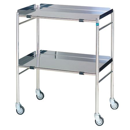 Picture of Halifax Surgical Trolley (91.5cm x 78cm x 47cm)