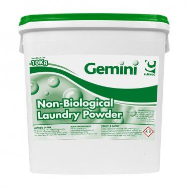 Picture of Gemini Non-Biological Laundry Powder (10Kg)