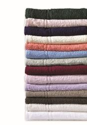 Picture of Evolution Bath Towels Blue (Pack of 6)